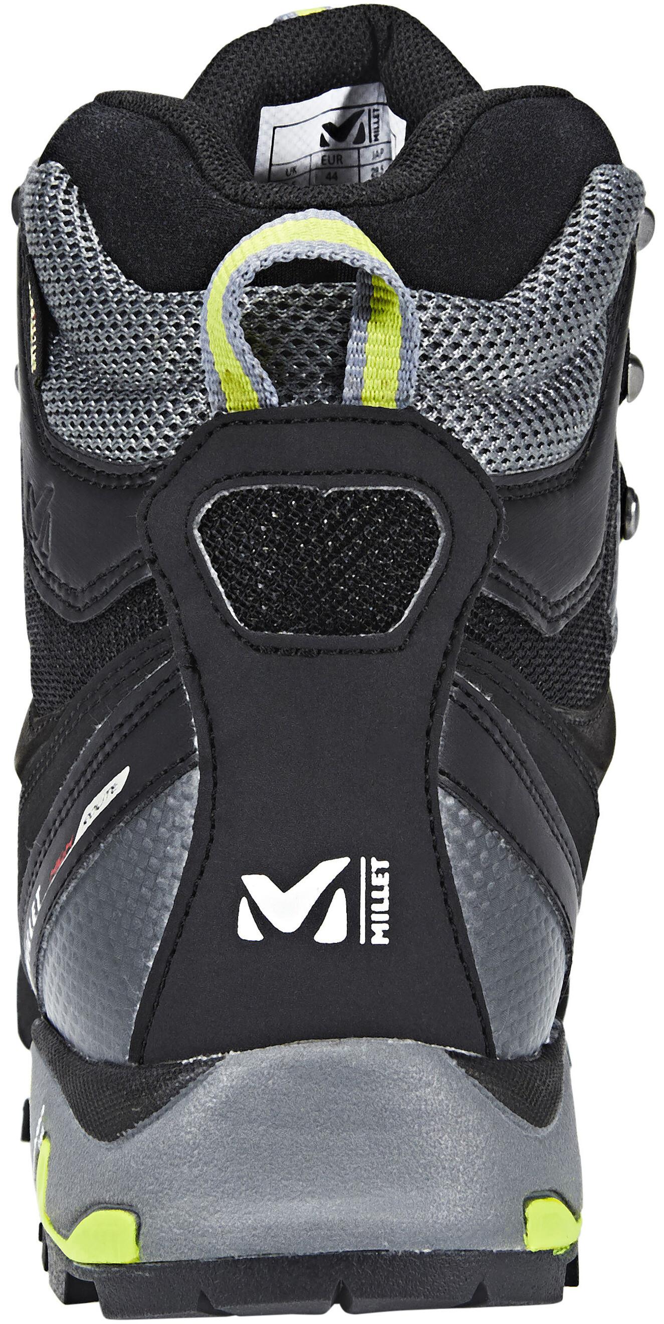 228f369c572 Millet High Route GTX - Chaussures Homme - gris vert sur CAMPZ !